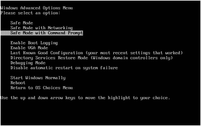 description of safe mode how it works and the different